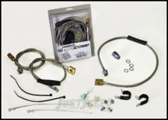 """Pro Comp Brake Line Kit For 1987-95 Jeep Wrangler YJ With 0-6"""" Lift EXP7425"""