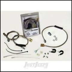 "Pro Comp Brake Line Kit For 1997-06 Jeep Wrangler TJ & Wrangler Unlimited With 0-6"" Lift EXP7450"