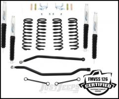 "Pro Comp 3.5"" Lift Kit With ES9000 Shocks For 2007-18 Jeep Wrangler JK 2 Door EXPK3102B"