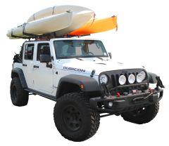 Exposed Racks Kayak Y Quick-Clip Mount for Multi-Function Click-In Racks 8-00-98Y-