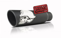 Gibson Performance Metal Mulisha Exhaust Tip For Universal Applications 61-1048