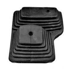 Fairchild Industries Outer Shifter Boot for 87-95 Jeep Wrangler YJ with 5-Speed Manual Transmission D4146