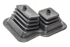 Fairchild Industries Shifter Boot for 80-86 Jeep CJ Series with Dana 300 Transfer Case D4071