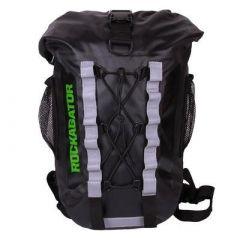 Rockagator Firebreak Ultralight 25L Waterproof Backpack (Black) - FB25BK