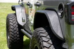 Fishbone Offroad Rear Elite Fenders for 18+ Jeep Wrangler JL, JLU FB23194R-