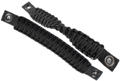 Fishbone Offroad 550 Paracord Door Pull Straps for 97-06 Jeep Wrangler TJ and Unlimited FB5528-