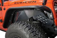 Fishbone Offroad Raw Aluminum Inner Fenders for 07-18 Jeep Wrangler JK, JKU FB33069