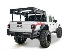 Fab Fours TOR-01-1 Overland Rack For 2020+ Jeep Gladiator JT 4 Door Models