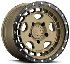 Fifteen52 Turbomac HD Wheel for 07-20+ Jeep Wrangler JL, JK & Gladiator JT THDBB-