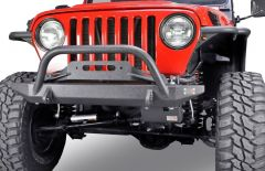 Fishbone Offroad Steering Box Skid Plate for 97-06 Wrangler TJ FB23065
