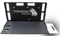 Fishbone Offroad Tailgate Table for 18+ Jeep Wrangler JL, JLU FB25220