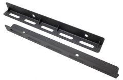 Fishbone Offroad Tub Rail Tie Downs or 07-18 Jeep Wrangler JK, JKU FB2532-