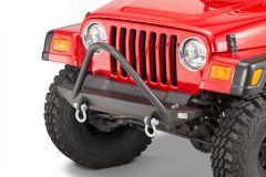 Fishbone Offroad Piranha Front Bumper for 97-06 Jeep Wrangler TJ FB220TJ-