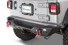 Fishbone Offroad Mako Rear Bumper for 18+ Jeep Wrangler JL FB22089