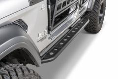 Fishbone Offroad Step Slider Pair for 18+ Jeep Wrangler JL Unlimited FB23083