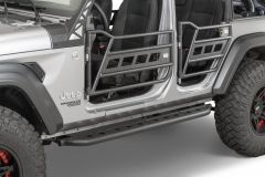 Fishbone Offroad Front and Rear Tube Doors for 18+ Jeep Wrangler JL Unlimited & 20+ Gladiator JT FB24086