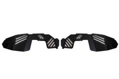 Fishbone Offroad Aluminum Inner Fenders Liners for 18+ Jeep Wrangler JL, JLU FB33193F-