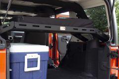 Fishbone Offroad Interior Storage Rack for 07-18 Jeep Wrangler JK Unlimited 4-Door FB25116