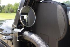 Fishbone Offroad Billet Tube Door Mirror FB21114
