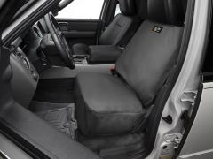 WeatherTech Front Seat Protector Left or Right For 2007-18+ Jeep Gladiator JT & Wrangler JK/JL 2 Door & Unlimited 4 Door Models SPB002