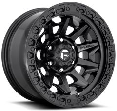 Fuel Off-Road D694 Covert Wheel in Matte Black 17x9 with 4.50in Backspace D69417907545
