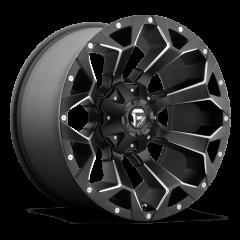 Fuel Off-Road D546 Assault Wheel In Matte Black D546-