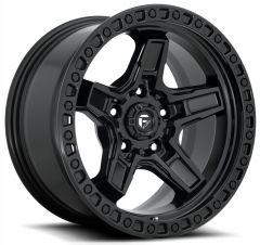 Fuel Off-Road D697 Kicker Wheel in Matte Black 17x9 with 4.50in Backspace D69717907545