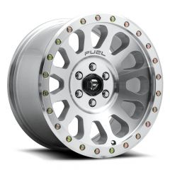 Fuel Off-Road Vector D647 Wheel, 20x10 with 5 on 5 Bolt Pattern - Machined - D64720007347