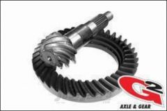 G2 Axle & Gear Performance 4.56 Ring & Pinion Set For 1987-95 Jeep Wrangler YJ & 1984-99 Cherokee XJ With Reverse Rotation Dana 30 Axle 2-2032-456R