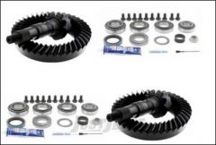 G2 Axle & Gear 4.56 Ring & Pinion Kit Front & Rear For 2007-18 Jeep Wrangler JK 2 Door & Unlimited 4 Door With Dana 30 Front & Dana 44 Rear Axle 4-JK-456