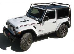 Garvin Wilderness Adventure Rack For 2018+ Jeep Wrangler JL 2 Door Models 20092