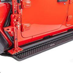 Go Rhino Dominator D1 Side Steps for 20+ Jeep Gladiator JT D14516T