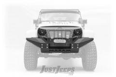 Fab Fours Full Width Grumper For 2007-18 Jeep Wrangler JK 2 Doors & Unlimited 4 Door Models GR1010-1