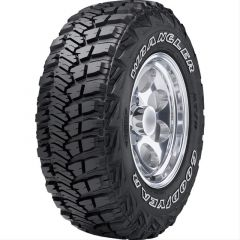 Goodyear Wrangler MT/R with Kevlar Tire LT37x12.50R17 Load D 750578326