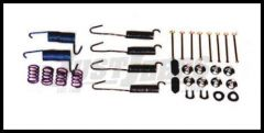 """Omix-ADA Brake Drum Hardware Kit Front or Rear For 1972-78 CJ Series with 11""""x2"""" brakes 16738.01"""