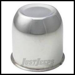 "Gorilla Automotive 3.3"" Diameter Stainless Steel Center Cap HC216SS"