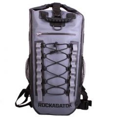 Rockagator Hydric Series 40L Waterproof Backpack (Storm) - HDC40STRM