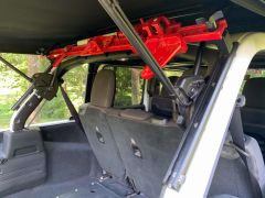 Hi-Lift Trail Trak Roll Cage Track Mounting System for 18+ Jeep Wrangler JL Unlimited TT-1000