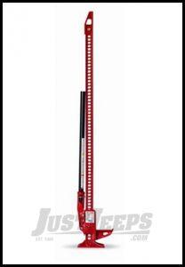 "Hi-Lift Jack 60"" Red Cast Iron Trail Jack 605"