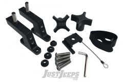 Hi-Lift Hood Mount For 2013-20+ Jeep Wrangler JK/JL/JT 2 Door & Unlimited 4 Door Models HM-900