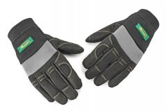 Quadratec Mechanic Style Recovery Gloves 95115G-
