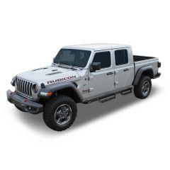 Magnum by Raptor Series Magnum RT Cab Length Gen 2 Drop Steps for 20+ Jeep Gladiator JT GTS40JP