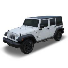 Magnum by Raptor Series Magnum RT Gen 2 Drop Steps for 18-21 Jeep Wrangler JL Unlimited 4-Door GTS74JP