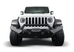 TrailFX Front Bumper For 2018+ Jeep Gladiator JT & Wrangler JL 2 Door & Unlimited 4 Door Models JL07T