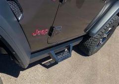 Magnum by Raptor Series RT Steps for 07-18 Jeep Wrangler JK 2-Door RTS46JP