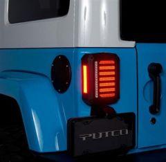 Putco Blade Tail Lamp For 2007-18 Jeep Wrangler JK 2 Door & Unlimited 4 Door Models 12018