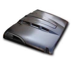 DV8 Offroad Heat Dispersion Hood For 2007-18 Jeep Wrangler JK 2 Door & Unlimited 4 Door Models HDMB07-02