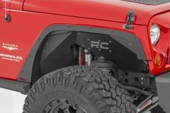 Rough Country Front & Rear Fender Delete Kit 07-18 Jeep Wrangler JK, JKU 10538