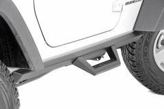 Rough Country Contoured Drop Steps for 07-18 Jeep Wrangler JK 90763