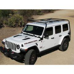 Garvin Wilderness Adventure Rack Full For 2018+ Jeep Wrangler JL Unlimited 4 Door Models 20094